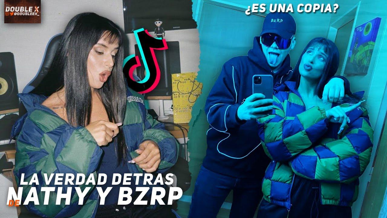 La VERDAD DETRÁS de NATHY PELUSO y BIZARRAP!