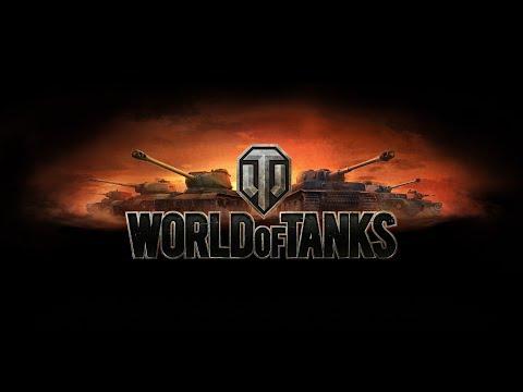 Тест игры World Of Tanks (HD клиент) на ноутбуке