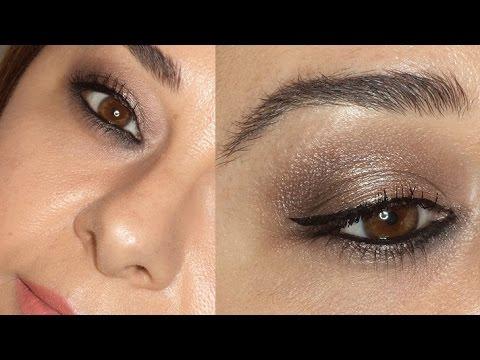 tutorial paso a paso maquillaje para ojos cados