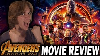 Avengers: Infinity War - Movie Review (SPOILER FREE!!!)