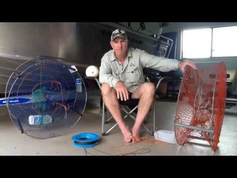 Crab Pot Rules in Queensland 2015 in relation to float requirements