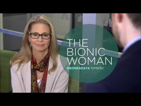 Lindsay Wagner THE BIONIC WOMAN CoziTv's Video Montage