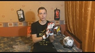 Обзор вратарских перчаток Precision GK SCHMEICHOLOGY 5 FUSION SCHOLAR от Gloves N' Kit
