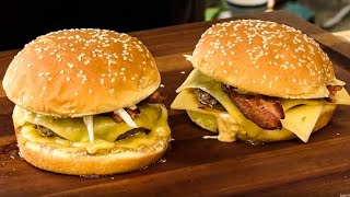 The BEST Homemade Grand McExtreme Bacon Cheeseburger Recipe! | Ballistic BBQ