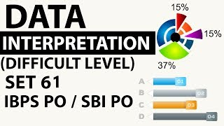 Data Interpretation Advanced Level Set 61 based on Boats & Streams - SBI PO/IBPS PO/CLERK