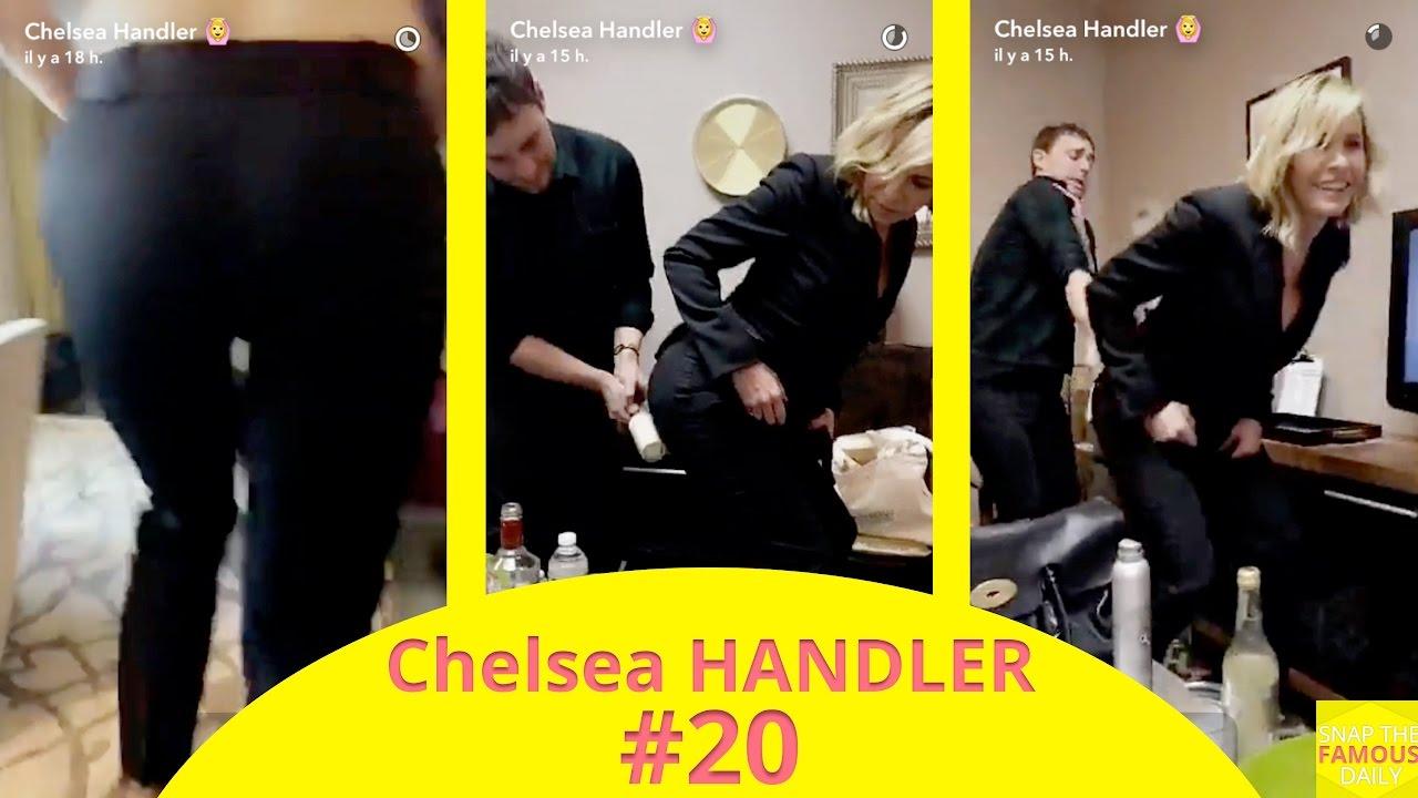 Chelsea Handler Butt