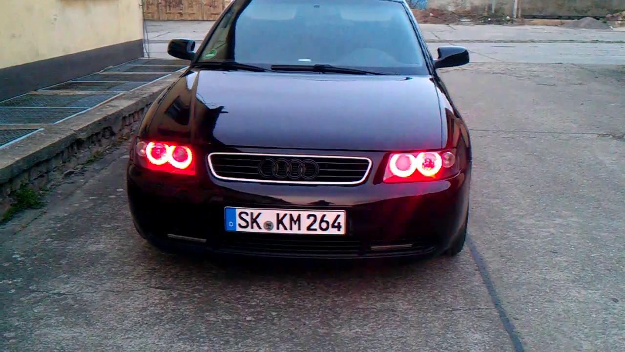 Audi Q7 Engel Øjne