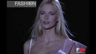 DIOR Momi Fall Winter 2001 2002 Milan - Fashion Channel