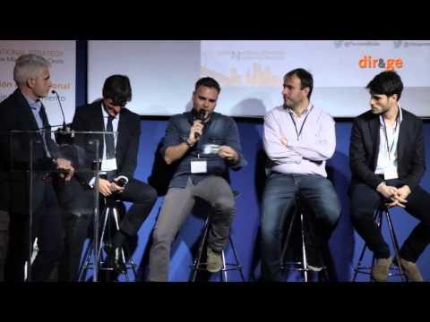 DIR&GE International Strategy 2015 - Mesa de Debate moderada por Juan Sandes, CEO de Celeritas