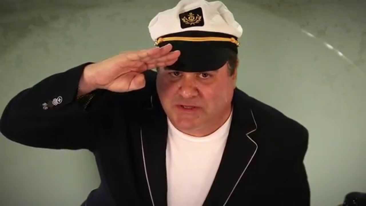 Captain Schwartz for Schwartz Plumbing, Raleigh NC