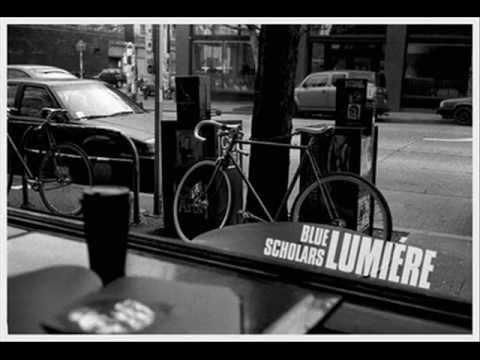 Blue scholars - Lumiere lyrics on Screen