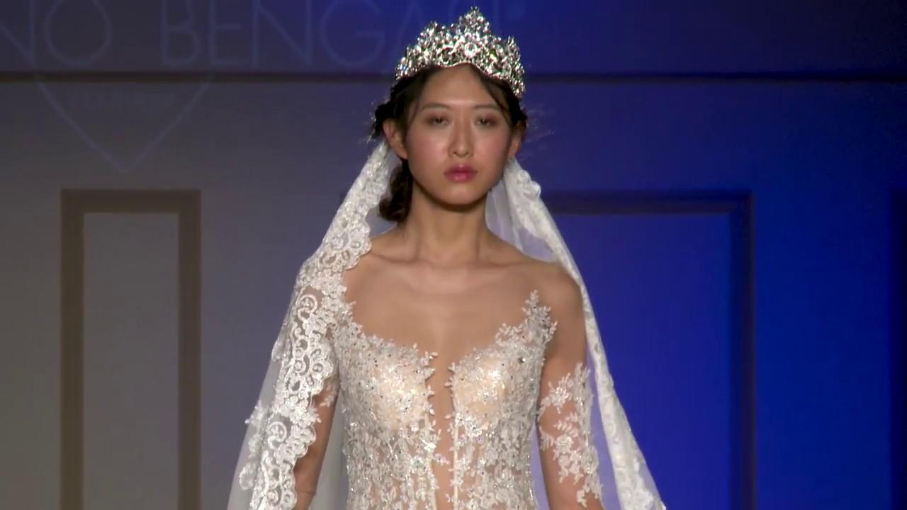 Collezione sposa 2018 Emiliano Bengasi - YouTube dca040875b6