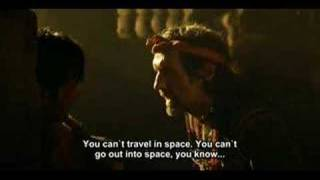 Apocalypse Now - You can't go out into space... (Dennis Hopper)