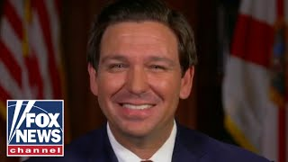 Ron DeSantis responds to viral clip of him being 'attacked' by CNN reporter