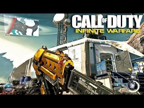 Infinite Warfare Multiplayer Gameplay Live Stream Road to BLACK SKY (GOLD ERAD)
