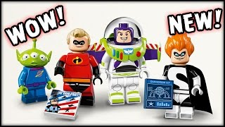 BRAND NEW MINIFIGS! LEGO Disney - Minifigures Blind BagS