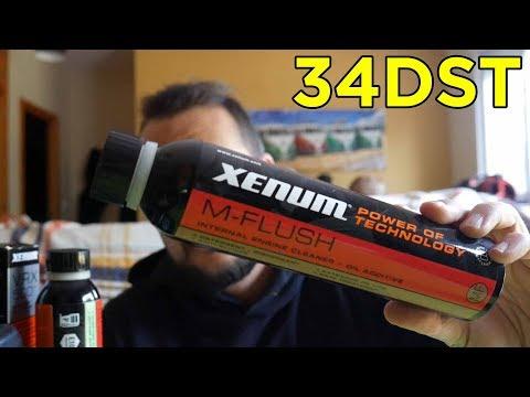 OPINION XENUM 5W30 XPG Y ADITIVOS (VRX500, MFLUSH, ULTIMAX PETROL)