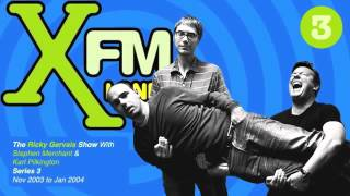 Video XFM The Ricky Gervais Show Series 3 Episode 5 - Something massive came out yer nose download MP3, 3GP, MP4, WEBM, AVI, FLV Juni 2018