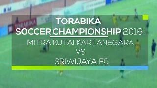 Video Gol Pertandingan Mitra Kukar vs Sriwijaya FC