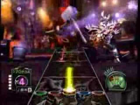 Guitar Hero 3 : Impulse 100% (Expert)