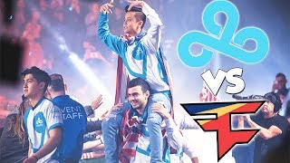 GREATEST Major Finals EVER!? Cloud9 Insanely Close Matchup Vs FaZe!