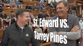 St. Edward vs. Torrey Pines, UA Holiday Classic Quarterfinal, 12/28/16
