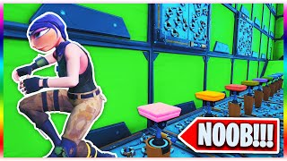 The Official PARKOUR SCHOOL for NOOBS! (Fortnite Creative Mode)