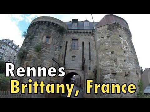 Brittany RV Tour : Rennes