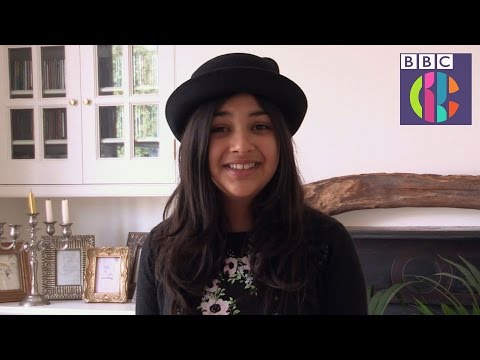 How to hold a note like an Opera singer - My Life - CBBC