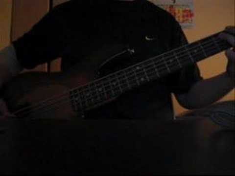 Incubus- Smile Lines (Bass Cover)