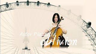 Oblivion- Astor Piazzolla Cello Zenith-JuHye Hwang Eun-Jin Kim Piano 오블리비언-망각 피아졸라 황주혜 첼로 김은진 피아노