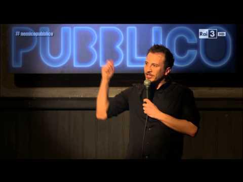 Giorgio Montanini - Metropoli e Provincia - Nemico Pubblico Live 14/06/2015
