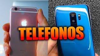 Los MEJORES Teléfonos Inteligentes del Futuro Año 2018
