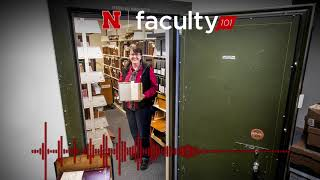 Nebraska Faculty 101 Podcast: Saving Nebraska Treasures