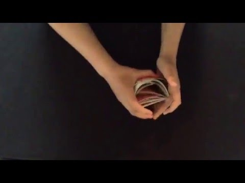 """David Blaine's """"Here then there"""" Customized tutorial"""