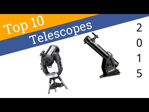 10 Best Telescopes 2015