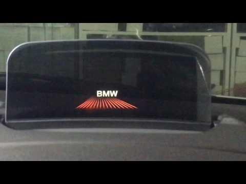 BMW 216i Active Tourer F45 Original HUD Retrofitted