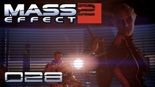 ⚝ MASS EFFECT 2 [028] [Rendezvous mit dem Attentäter] [Deutsch German] thumbnail