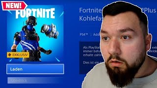le 'NEW' GRATUIT PS PLUS SKIN à Fortnite