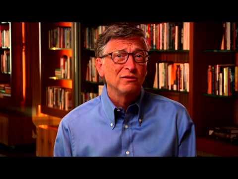 "Bill Gates: ""I have a dream that..."""