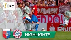 SV Drochtersen/Assel - FC Bayern München 0:1 | Highlights - DFB-Pokal 2018/19 - 1. Runde