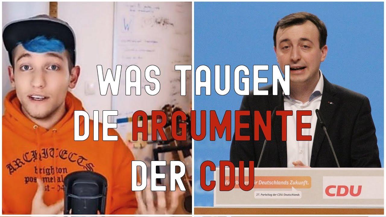 Cdu Antwort Video