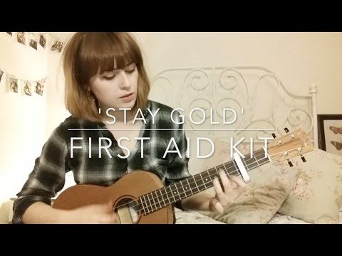 First Aid Kit - 'Stay Gold' Ukulele Cover by Sophie Bartholomew