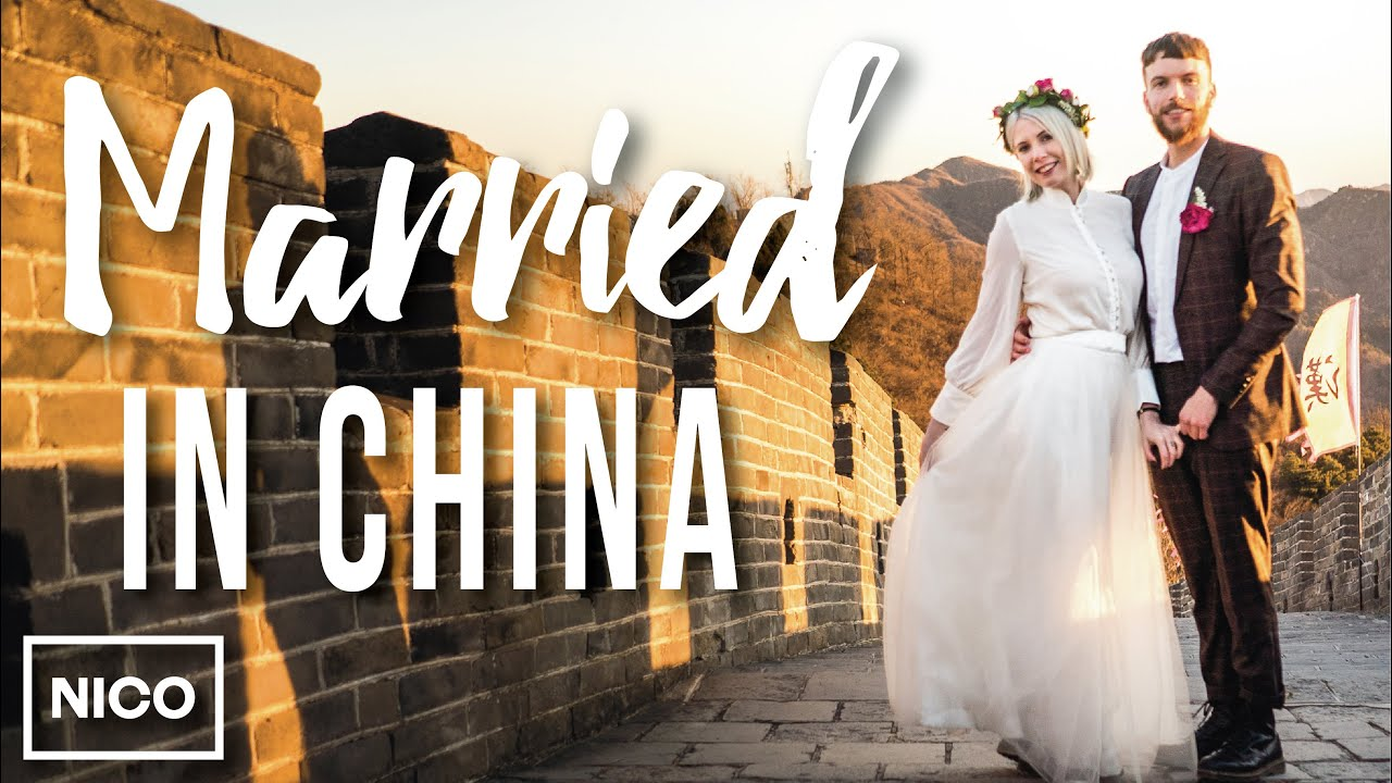 We Got Married in China - Our Wedding Story