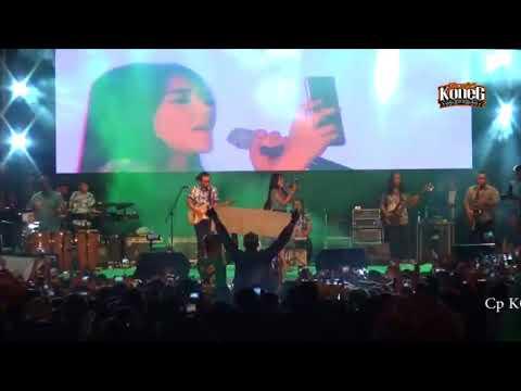 AKAD ~ KONEG LIQUID ft Via Vallen Penarikan Undian BPD   WONOSARI Cover KONEG