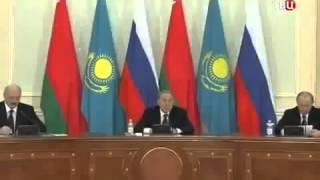 Новости России сегодня Назарбаев Лукашенко и Путин Валютный союз 11(, 2015-04-01T06:59:47.000Z)