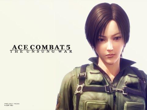 ACE COMBAT 5 Mission #15 凍土からの救難信号
