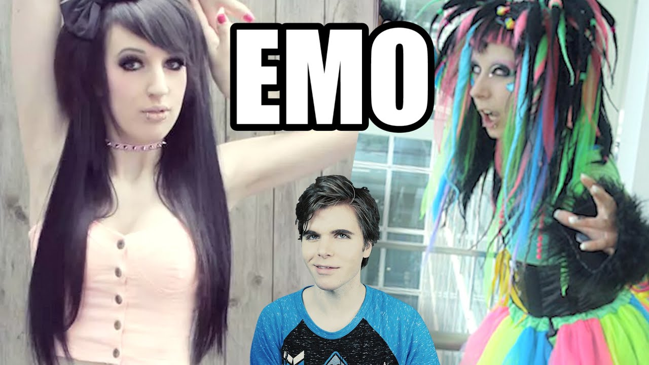 what do emo people do