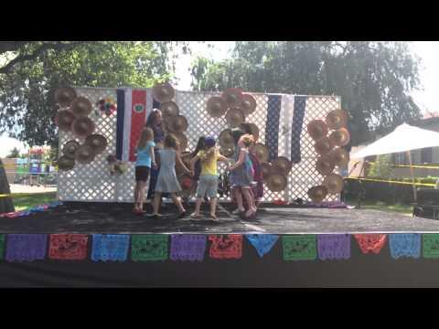Haseen at Overland Elementary School