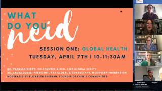 What Do You NEID: Session 1, Global Health